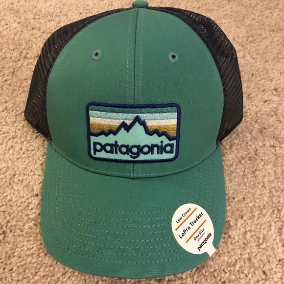 Patagonia LoPro Trucker Hat 0d5f7476189